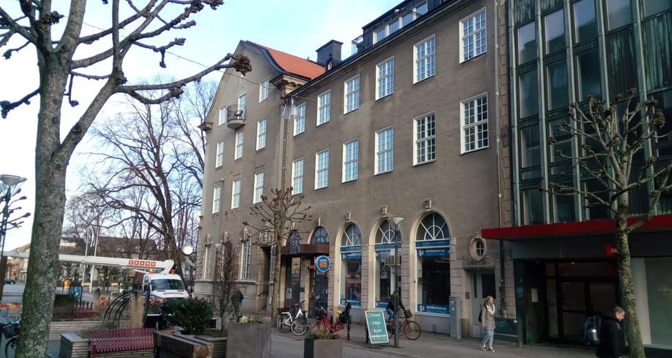 Fasad Edsgatan