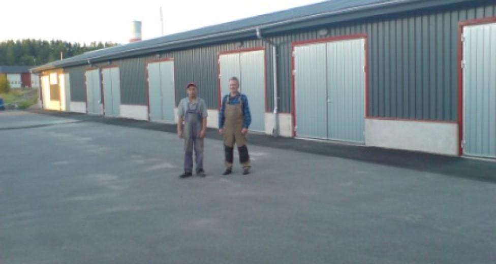 Förråd/Garage/lagerlokal