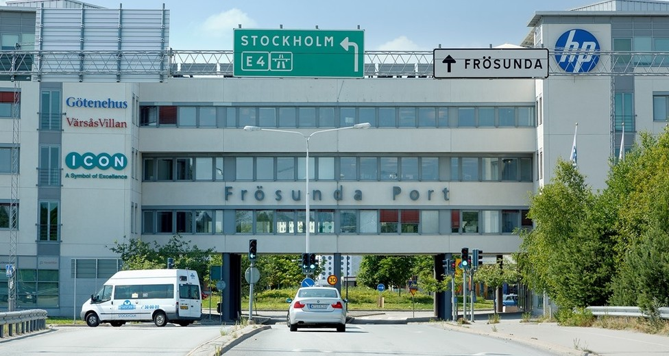 Gustav III:s Boulevard 34