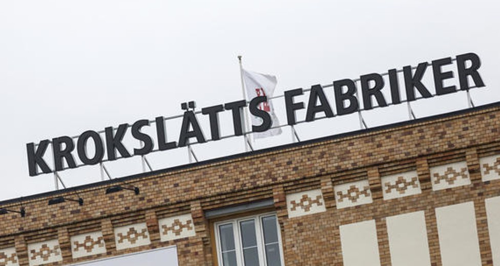 Krokslätts Fabriker 38