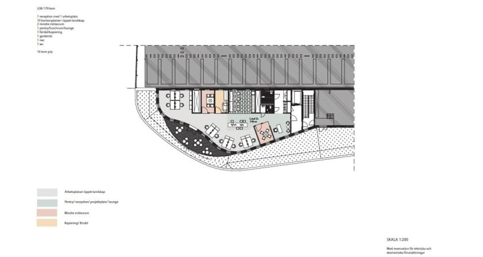 Penthouse Kvarter 6
