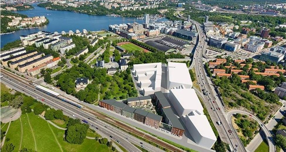 Kristinebergs Slottsväg 1