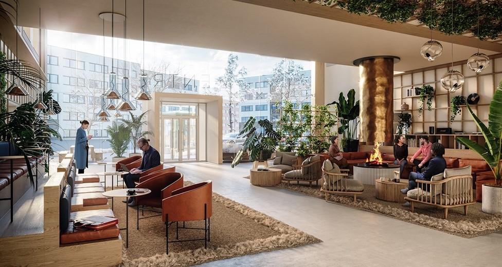 Lounge:place