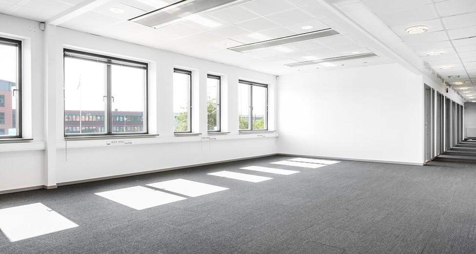 Öppet kontorslandskap