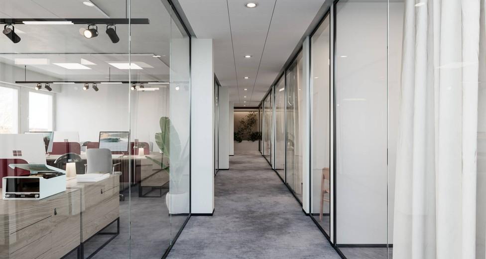 Visionsbild kontorsrum och mötesrum