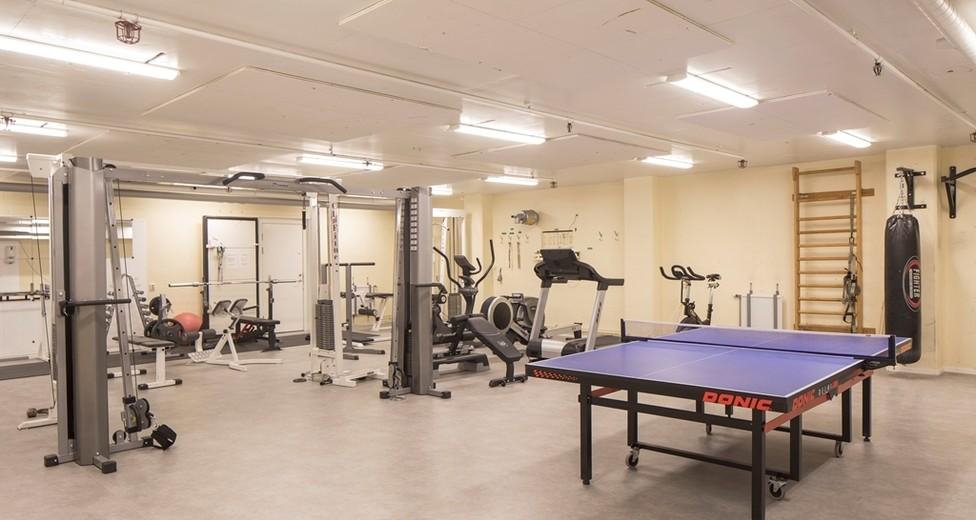 Skalholtsgatan 9 - gym
