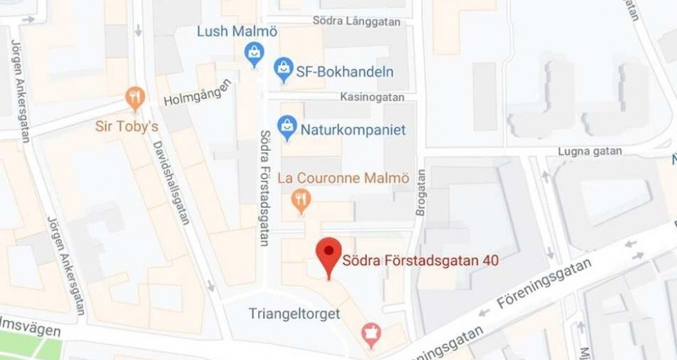 Södra Förstadsgatan 40A