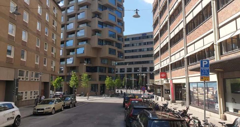 Gävlegatan 22