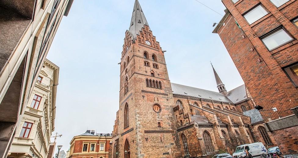Kyrkogatan 1
