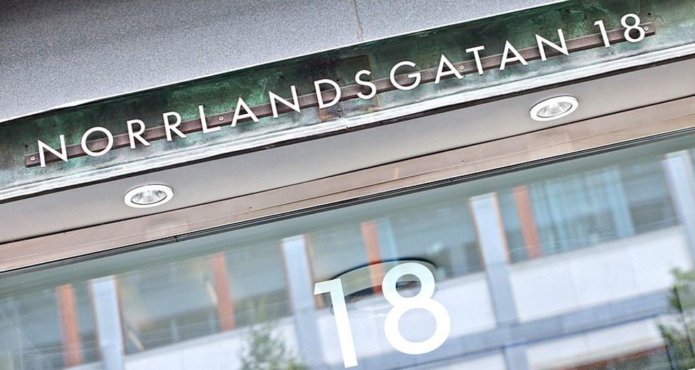 Norrlandsgatan 18, 3 tr