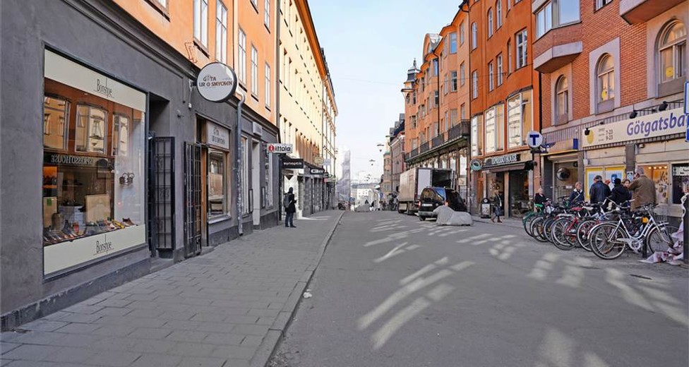 Butik - Götgatsbacken/Slussen