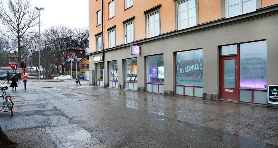 Butik - Utställning- Norrtull