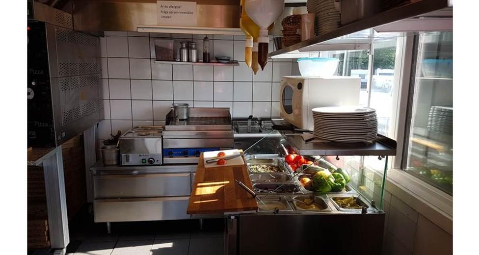 Pizzeria Muskö Mickrums brygga