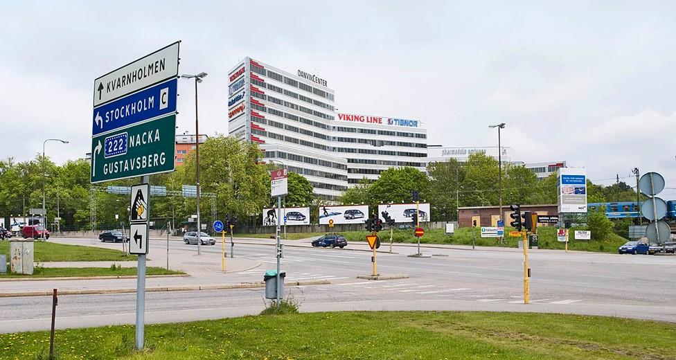 Hästholmsvägen 28, vån 1