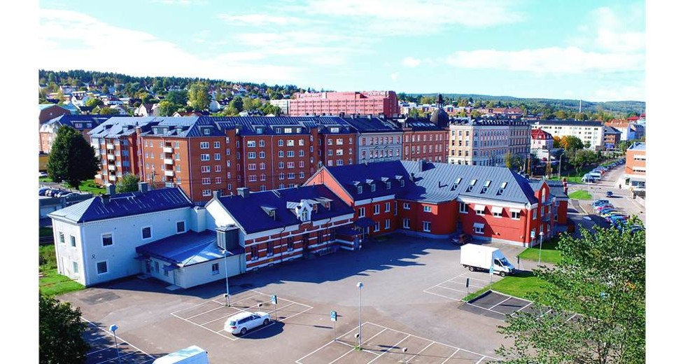Norra Järnvägsgatan 1
