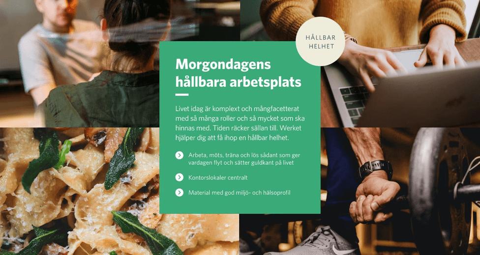 Castellum Werket Jönköping service