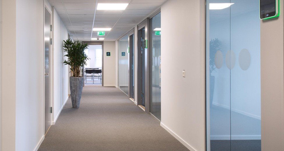Konferens korridor