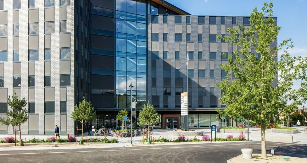 Södra Järnvägsgatan 4A