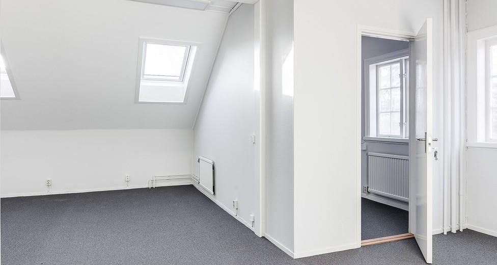 Kontor och öppen yta