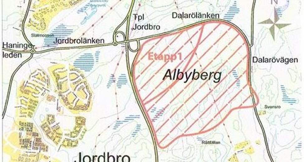 Albybergsringen 1