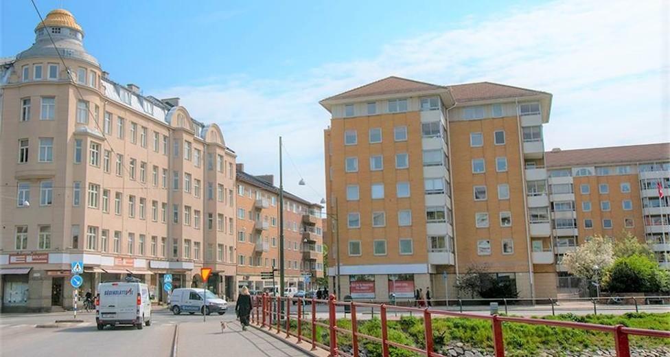 Östra Förstadsgatan 1