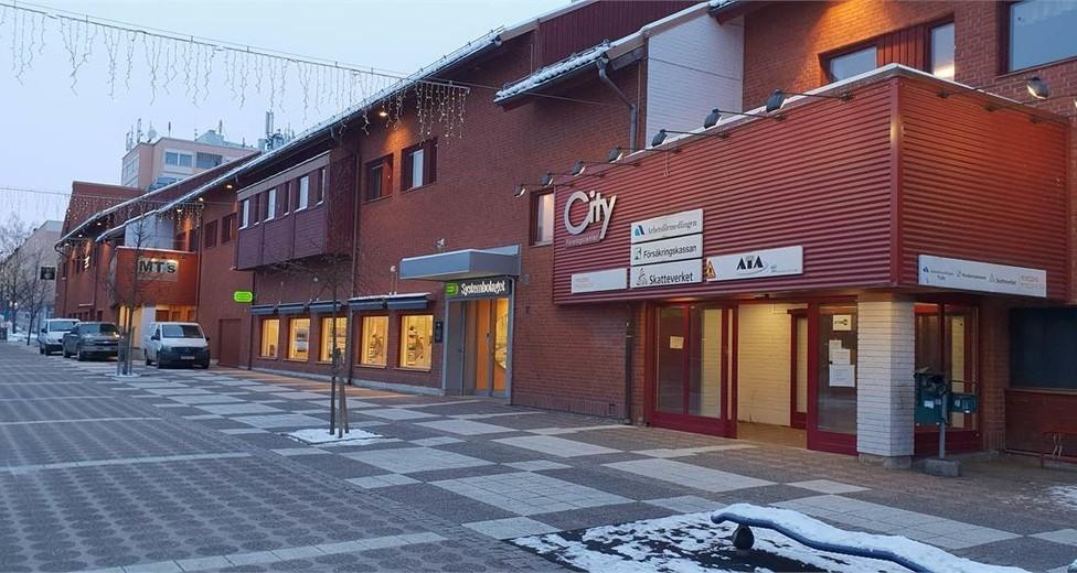 Kungsgatan 13, Avesta Centrum, Avesta - KontorKontorshotell