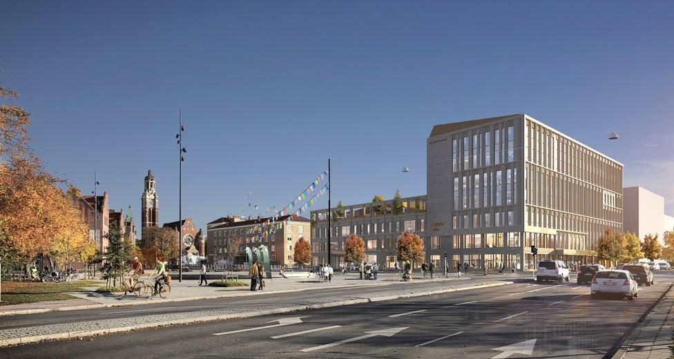Pildammsvägen / S:t Johannesgatan