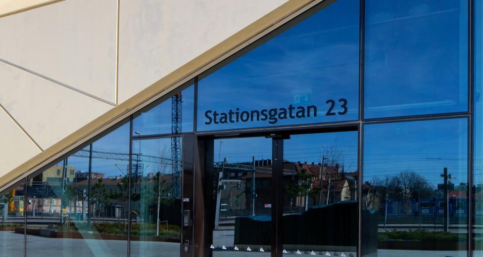 Stationsgatan 21 – 29 Uppsala