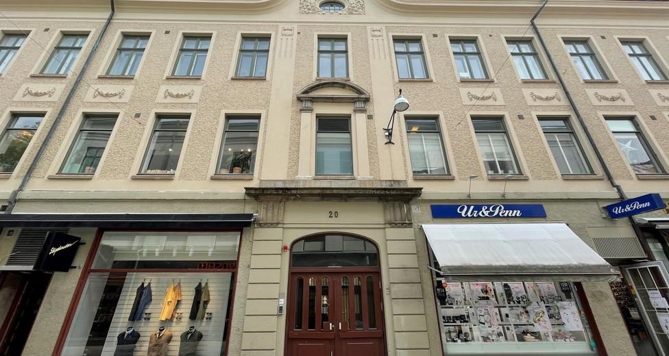 Korsgatan 20