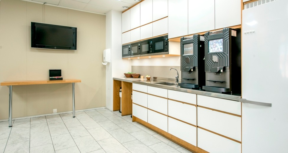 Regus Central Stockholm Sweden 837 Kitchen without people.jpg